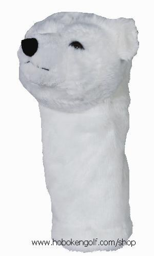 Noah's Animal Kingdom 460cc Golf Headcover Polar Bear