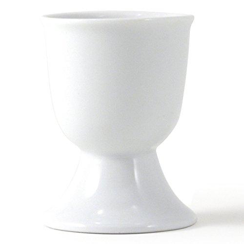 - Omniware White Porcelain Egg Cup, Set of 4