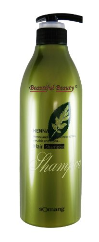 - HENNA HAIR SHAMPOO 720ml
