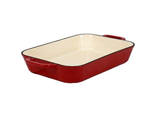 enameled cast iron lasagna - 2