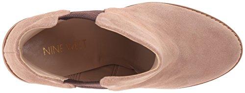 Idelle Nine Dark Brown Women's Boot West Natural SPwqBxTPWg