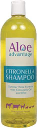Aloe Advantage Citronella Shampoo, 1-Liter