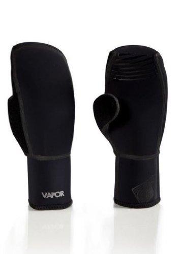 Vapor Neoprene Wetsuit (Body Glove Men's 6/3mm Vapor Neoprene Wetsuit Mitt Glove, Small)