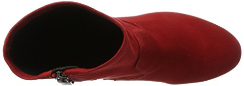 GERRY WEBER Amelie 06, Stivali Donna Rot (Rot (400))