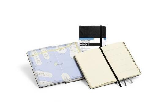Moleskine City Notebook - Miami, Pocket, Black, Hard Cover (3.5 x 5.5) (City Notebooks) (Miami Notebook)