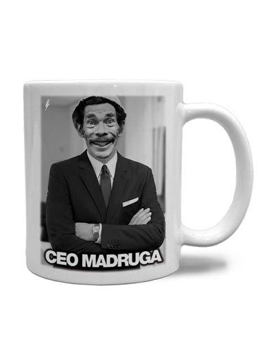 CANECA CEO MADRUGA