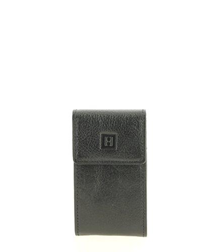 Hexagona - Black Bag Black Woman Handles 7l X 11h X 1.5e Cm