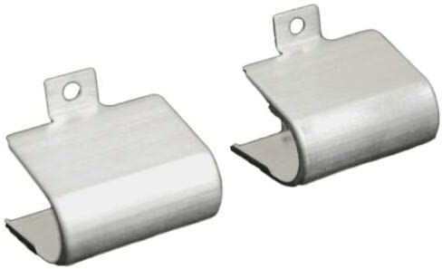 Laptronics Replacement Part For New HP Pavilion G6-1000 Front Left And Right Hinge Cover 643233-001
