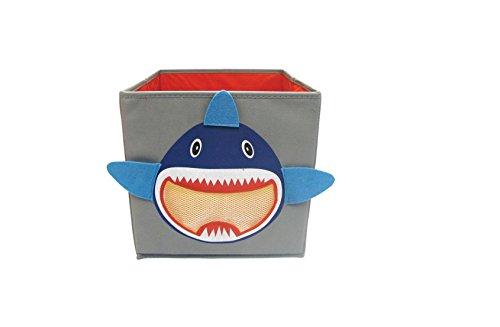 Bulk Buys Animal Theme Kids Storage Cube - Pack Of 4