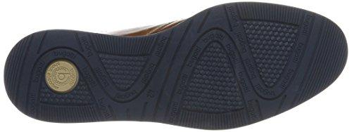 Bugatti 311256031200, Zapatos de Cordones Derby para Hombre Marrón (Cognac 6300)