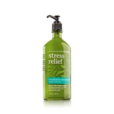 Body Lotion Bath (Bath & Body Works Eucalyptus Spearmint 6.5 oz Aromatherapy Lotion)