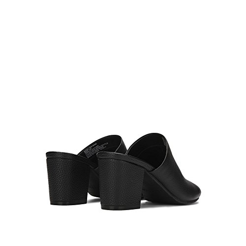 Reactie Kenneth Cole Malyn Slip-on Leer Muilezel - Dames Zwart