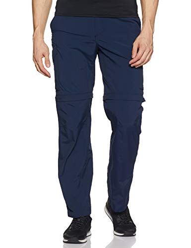Columbia Men's Silver Ridge Convertible Pant, Breathable, UPF from Columbia