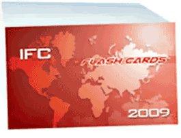 International Fire Code Flash Cards (2009) -  International Code Council (ICC)