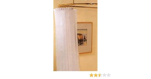 Amazon Surround Shower Curtain Home Kitchen