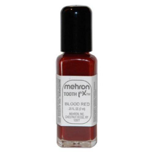 Mehron Blood Red FX Tooth Paint