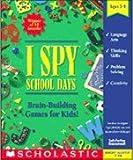 Scholastic I Spy School Days