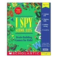 I Spy School Days