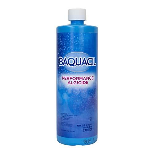 Baquacil 84464 Performance Algicide Swimming Pool Chemical, Algaecide, Clear ()