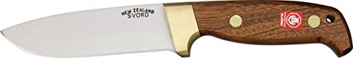 Svord Deluxe Drop Point Hunter Fixed Knife by Svord