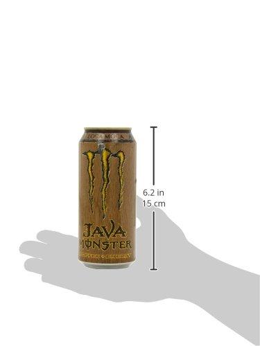 Java Monster Loca Moca Coffee Energy Drink 15 Ounce