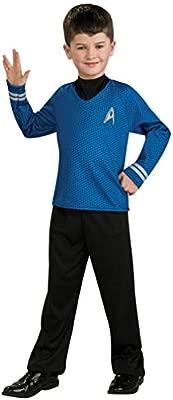 Horror-Shop traje de Star Trek Spock L: Amazon.es: Juguetes ...