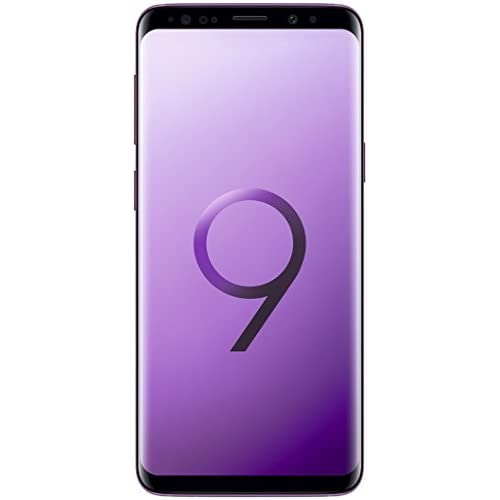 chollos oferta descuentos barato Samsung SM G960FZPADCO Smartphone Samsung Galaxy S9 5 8 Wi Fi Bluetooth 64 GB 4 GB RAM 12 MP Android 8 0 Oreo Morado Versión Alemana