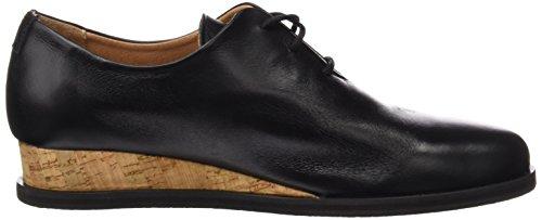 Sixtyseven 77691 - Zapatos de vestir para mujer Negro