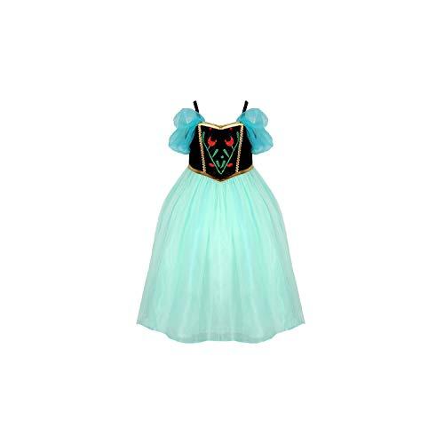 (Girl Costume Cinderella Cosplay Party Dress Princess,As)