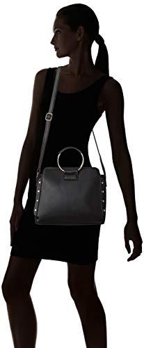 Look H New W L Noir bandoulière femme Sacs Sasha x cm 11x21x25 Black dPqwPgp