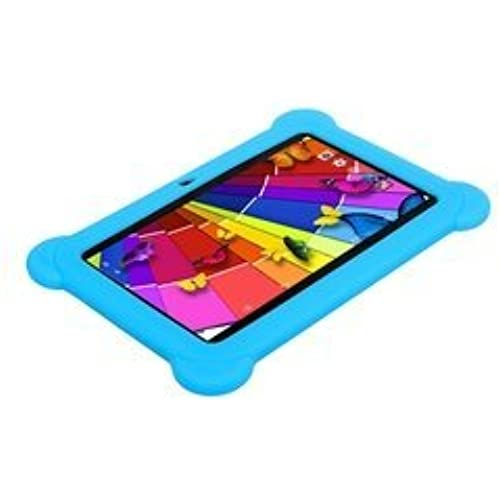 Kocaso Kid's Android 8GB 7 Tablet Bundle - Blue (DX758) Coupons