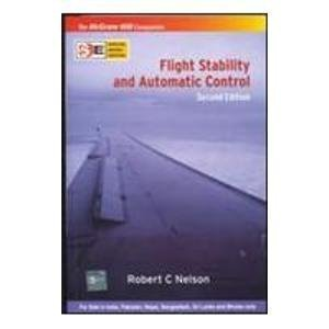 Flight Stability and Automatic Control, 2nd Edition