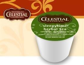 Celestial Seasonings Sleepytime Hot Herbal Tea * 4 Boxes of 24 K-Cups * by Green Mountain Coffee