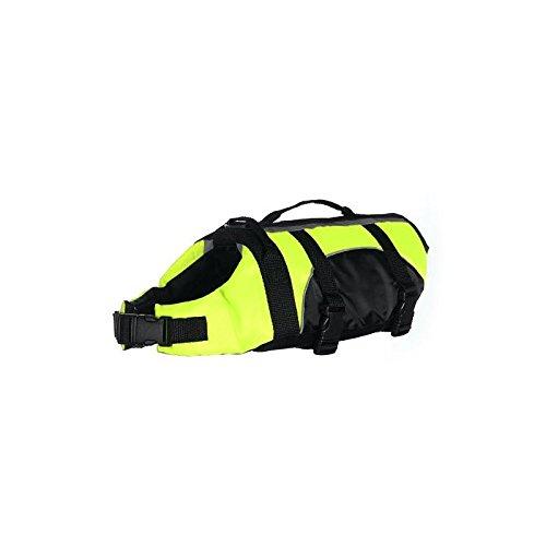 Guardian Gear Aquatic Preserver for Dogs, 30″ XXL, Yellow