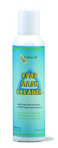 Beaumont Citrus Ii Cpap Mask Cleaner Spray 8 oz. Spray/
