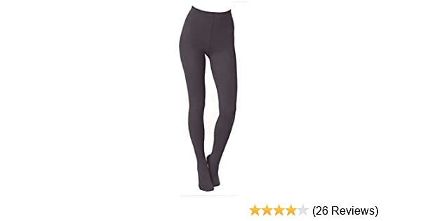 e8b1b02c7e92f Plush Full Foot Fleece Lined Tights (S/M, Charcoal) at Amazon Women's  Clothing store: