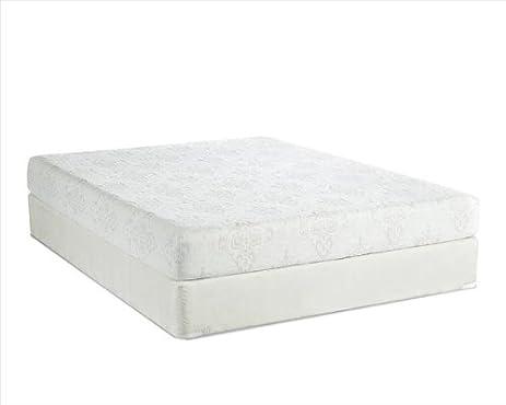 hampton 8 inch memory foam queen mattress by enso