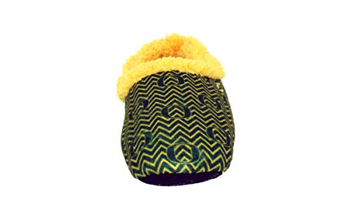 Feet Mens Chevron Officially On Oregon Licensed College Womens Slip Ducks Happy NCAA and UHgdqUw