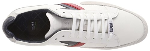 Open Basses 120 Sneakers Athleisure White Homme Spacit Blanc BOSS tqYBUw