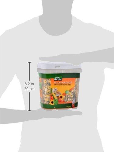 Wild-Harvest-WH-83543-Wild-Harvest-Advanced-Nutrition-Diet-for-Hamsters-or-Gerbils-45-Pound