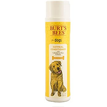 Burt's Bees Oatmeal Dog Conditioner, 10 Ounce