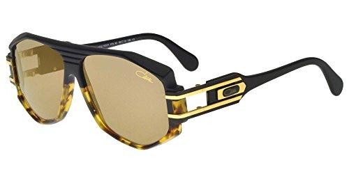 Cazal CAZAL VINTAGE 163-31 BLONDE HAVANA BLACK BLONDE HAVANA/GOLD 59/12/135 unisex Sunglasses (Cazal 163)