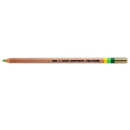 Chartpak Pencil - Koh-I-Noor Tritone Pencil Meadow