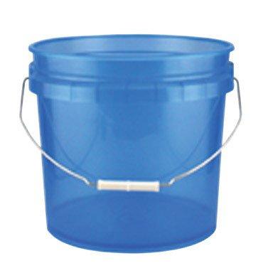 Leaktite Blue Transparent Paint Pail 3.5 Gl by Leaktite