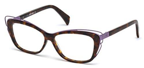 JUST CAVALLI Eyeglasses JC0704 053 Blonde Havana 55MM