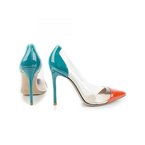 Gianvito Rossi , Damen Pumps Orange Arancio No