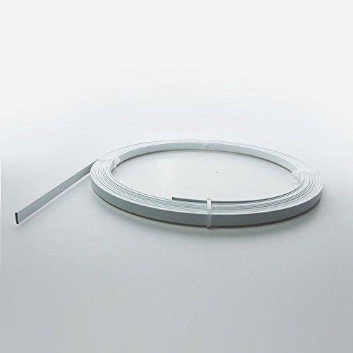 - Hoop Bone Steel - 7.5mm x .65mm - 10 Yard Roll