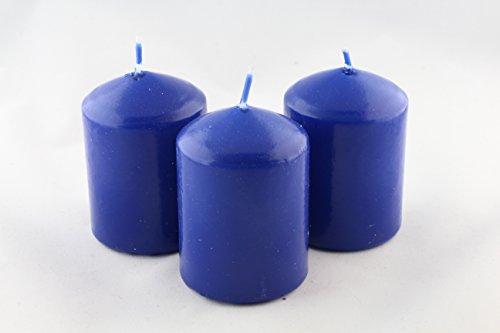 Royal Blue Candles - 9