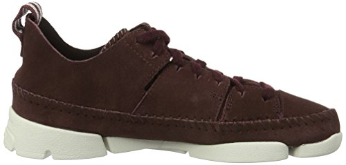 Basses Femme Beige Trigenic Sneakers 35 Eu maple Clarks Flex 5 burgundy Rouge a7wtqgx4wn
