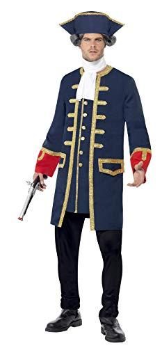 Smiffys Pirate Commander Costume -